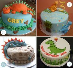 dinosaur cake decorations