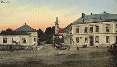 Stará Poruba byla zemědělskou obcí, kolorovaná fotografie vznikla v roce 1913. Painting, Art, Pictures, Art Background, Painting Art, Kunst, Paintings, Performing Arts, Painted Canvas