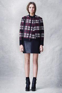 Belstaff | Pre-Fall 2014 Collection | Vogue Runway