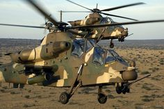 The Rooivalk Combat Helicopter. Which is Designed & Built by Denel Aviation. Its Capabilities Include Operating in Harsh Combat Situations.