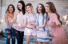 Sparks Fly | Poppy Avenue Boutique