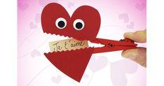 Pince à linge Coeur - Fête des Mères - 10 Doigts