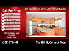 valley township pa 19320 house for sale | Bill McCormick