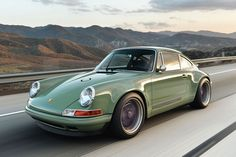 Porsche 911 Brooklyn by Singer Vehicle Design 1