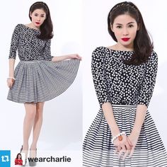 Our white Firenze bead bracelet as seen on WC's outfit post. Catch us at Wear Charlie's booth on May 3-4 from 10am-9pm at SM Megatrade Hall 1. Watch out for our next post for the exact location! #Repost from @wearcharlie #grandcelebritybazaaryr3 #lepapillonbrand #bazaar