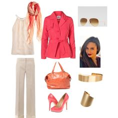 """""""work outfit 3"""" by ntina36 on Polyvore"""