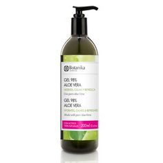 Gel Aloe Vera 98% - comprar online