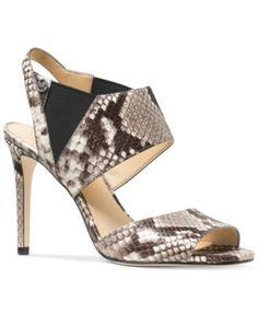 MICHAEL Michael Kors Marti Slingback Dress Sandals | macys.com