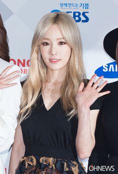 151227 Taeyeon @ SBS Gayo Daejun