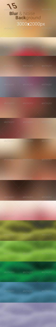 15 Blur and Noice Background by SelenaParker.deviantart.com on @deviantART