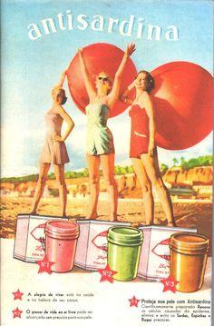 vintage suntanning - Google Search