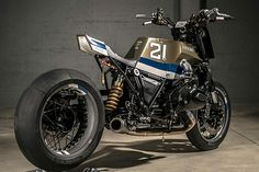 BMW R1200R Racer – VTR Customs