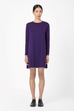 Milano-knit dress