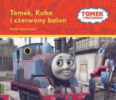 Tomek,Kuba i czerwony balon