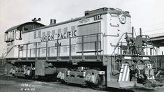 Union Pacific Railroad, Trains, American, Train