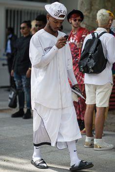 Street Style: Paris Men's Fashion Week
