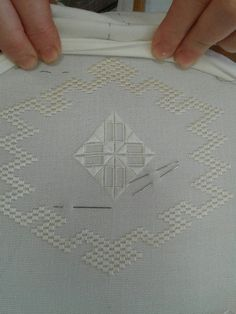 Hardanger Embroidery, Embroidery Stitches, Eminem, Crochet, Cross Stitch Embroidery, Towels, Craft, Types Of Embroidery, Hand Embroidery