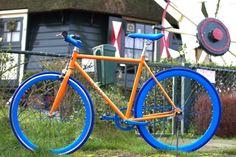 Vydz 'Holland' single speed bike   Vydz