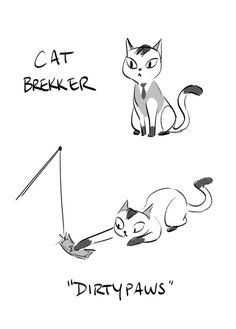 ©lunchbagmonster.tumblr.com: For fictograph, Cat Brekker, Petterdam's criminal prodigy. Leigh Bardugo: LOOOOOOK I really should have called it Six of Cats.