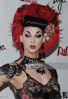 Winner of Rupaul's Drag Race Season 7, Violet Chachki attends 'RuPaul's Drag Race' Season 7 Finale And Coronation on June 1, 2015 in New York City.