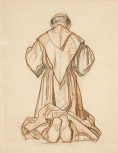 dean cornwell drawings - Google Search