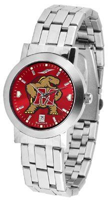 Maryland Terrapins Dynasty AnoChrome Men's Watch by SunTime. $75.95