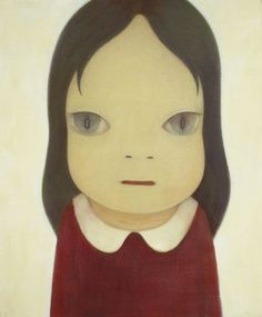 Unbearable Lightness of Contemporary Art Yoshitomo Nara, Picture Engraving, Aomori, Cult Following, Japanese Artists, Illustration Girl, Painting & Drawing, Contemporary Art, Disney Characters