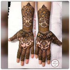 Mehndi Designs Book, Full Hand Mehndi Designs, Modern Mehndi Designs, Mehndi Designs For Fingers, Beautiful Mehndi Design, Latest Mehndi Designs, Mehndi Designs For Hands, Bridal Mehndi Designs, Bridal Henna