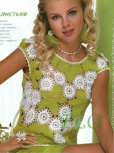 Fabulous Crochet a Little Black Crochet Dress Ideas. Georgeous Crochet a Little Black Crochet Dress Ideas. Crochet Woman, Love Crochet, Irish Crochet, Knit Crochet, Crochet Bodycon Dresses, Black Crochet Dress, Crochet Shirt, Crochet Jacket, Crochet Summer Tops