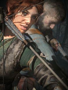 Sofia - Rise of the Tomb Raider