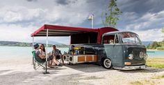 Single cab vw bay bus with pull out Bus Camper, Volkswagen Bus, Vw T1, Kombi Pick Up, Vw California Beach, T3 Doka, Vw Pickup, Automobile, Diesel