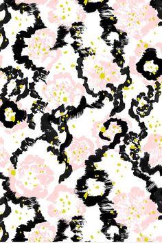 Amazing print from Stine Goya. http://www.stinegoya.com