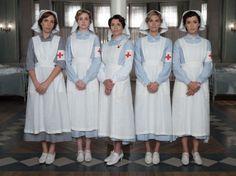 La serie 'Tiempos de guerra' (Antena 3) presenta a sus protagonistas femeninas