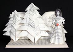 Marielle JL - Book art