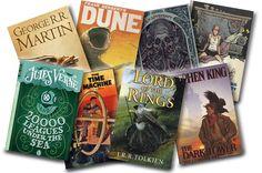 Что почитать из фантастики? 100 лучших фантастических книг   Книги на МирФ