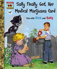 King of Pop Art High Times pot marijuana nelson de la nuez humor art Funny Art, Funny Memes, Hilarious, Tgif Funny, Fun Funny, Kids Book Series, Ladybird Books, Up Book, Little Golden Books