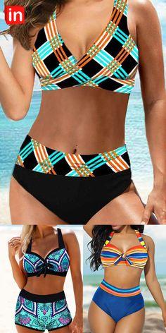 Afro Punk Fashion, Swim Dress, Swimsuits, Swimwear, Dressmaking, Boho, Fashion Photo, Bikini Set, Online Shopping