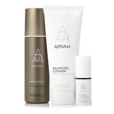 Alpha-H 3 Piece Liquid Gold & Anti-Ageing Essentials
