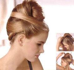 Peinados recogidos para Navidad y Año Nuevo 2012!!! (videos paso a paso)
