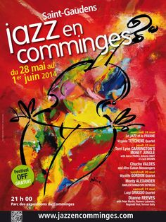 Festival Jazz en Comminges - 2014