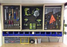 Top 80 Besten Werkzeug Speicher Ideen U2013 Organisiert Garage Designs » Page 3  Of 5