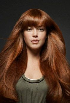 I think this would be a great color to do lowlights in my natural light copper blonde hair.