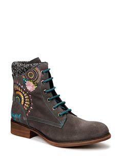 Desigual Shoes - SHOES_ANKLE BOOT ALBA-