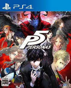 Persona 5 - Drei neue Charaktere vorgestellt - http://sumikai.com/games/persona-5-drei-neue-charaktere-vorgestellt-130835/