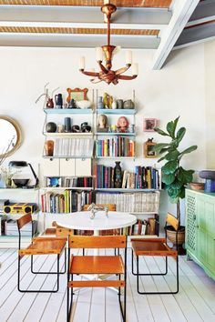 good reads: aarb magazine. home decor inspiration living room