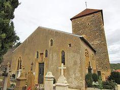 Église Saint Gorgon.
