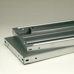 GTARDO.DE:  Stahlfachboden 100x60 cm, Fachlast 350 kg 26,00 €