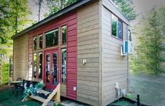 One Tiny House Enthusiast Creates Her Own Petite Palace