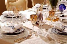 Como montar uma mesa de jantar caprichada