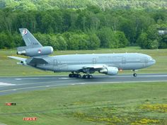 Royal Netherlands Air Force McDonnell-Douglas KDC-10-30CF